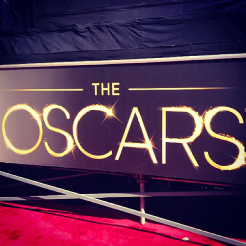 Oscars Red Carpet Livestream