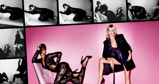 Video: Kate and Rihanna for V magazine