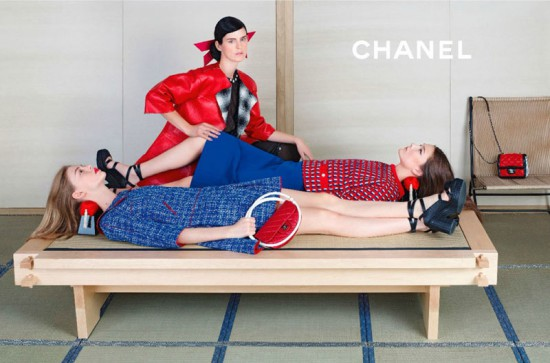 Campaign crush: Chanel