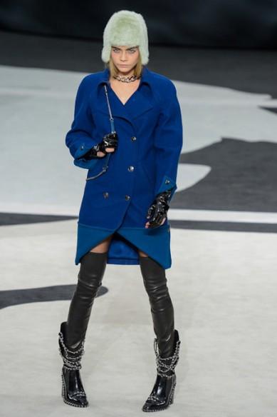 PFW video: Chanel F/W '13