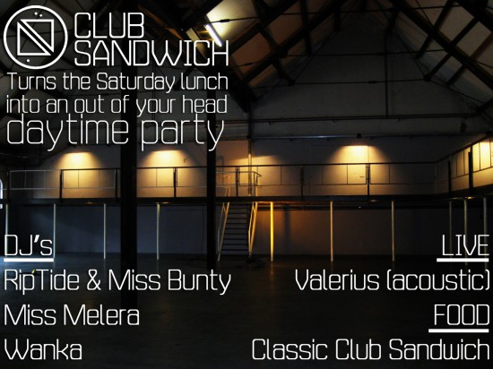 Win: 2×2 tickets for Club Sandwich
