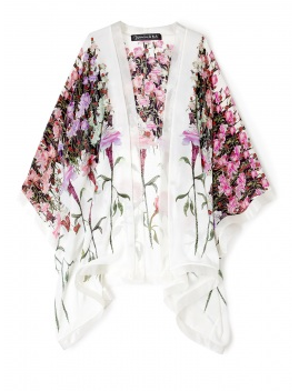 Friday Fashion Envy: Kimono Cape