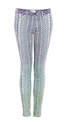 Friday Fashion Envy: Mary Katrantzou X Current Elliott jeans