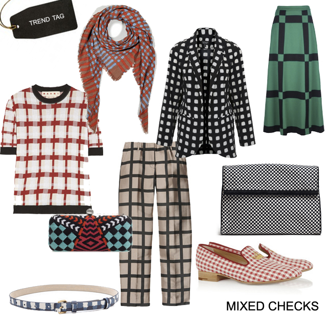 Trend Tag: Checks