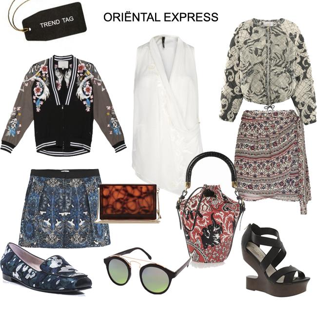 Trend Tag: Oriëntal Express