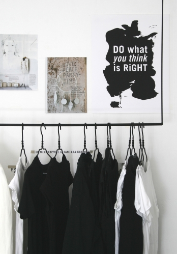 Nice Black & White wall stickers