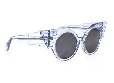 Friday Fashion Envy: Linda Farrow X Jeremy Scott sunnies