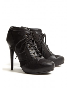 Friday Fashion Envy: McQ Alexander McQueen shoe boots