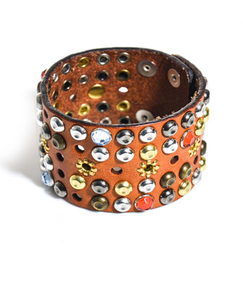 Friday Fashion Envy: Isabel Marant leather cuff