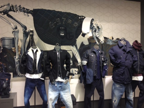 Preview G-Star RAW A/W'13