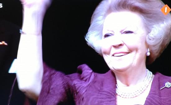 Bye Queen B!