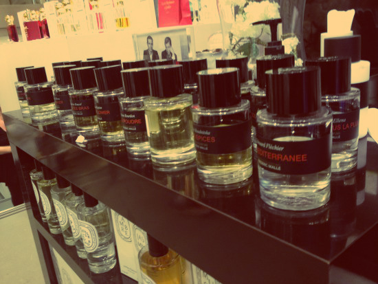 Scent Bar @ Skins Cosmetics