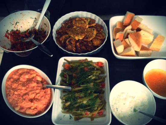 A Turkish Feast