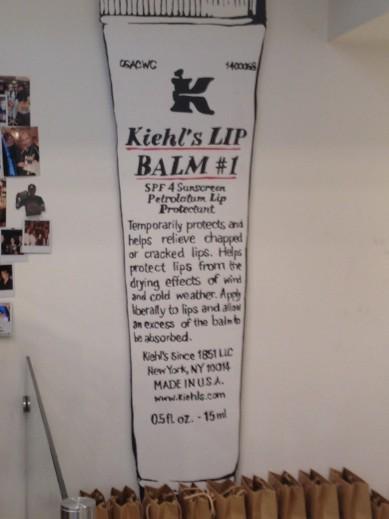 Skincare 101 chez Kiehl's