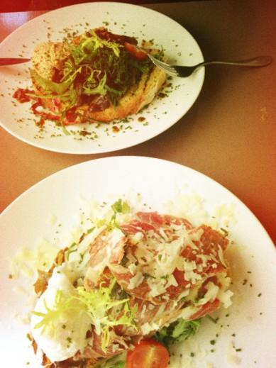 Lunch Spot: Lundi