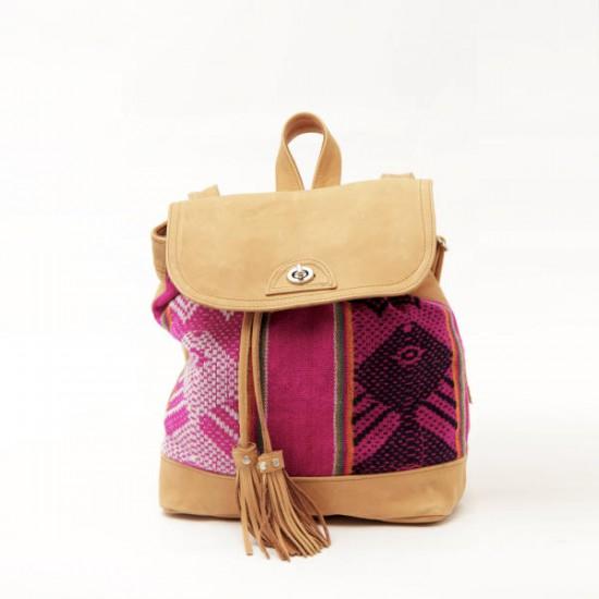 Spring fling: Inca backpack