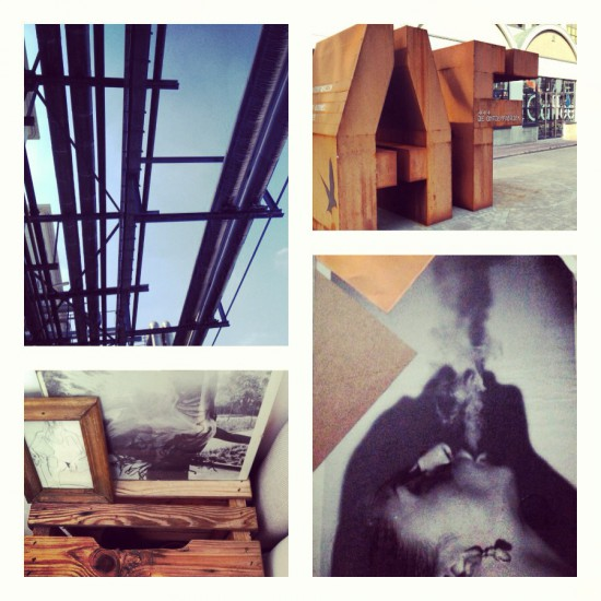 Inspiration by Sanne: Industrial living part II