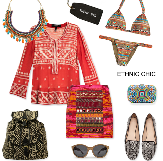Trend Tag: Ethnic Chic