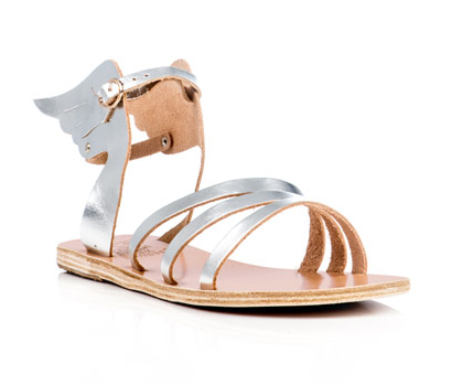 Friday Fashion Envy: Ancient Greek Sandals