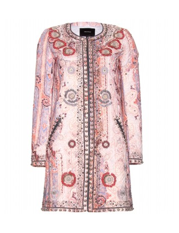 Friday Fashion Envy: Isabel Marant paisley coat