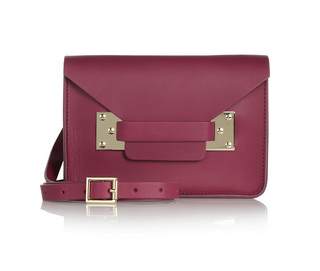 Friday Fashion Envy: Sophie Hulme enveloppe bag