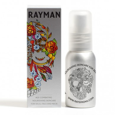 RAYMAN Natural Skincare for Men