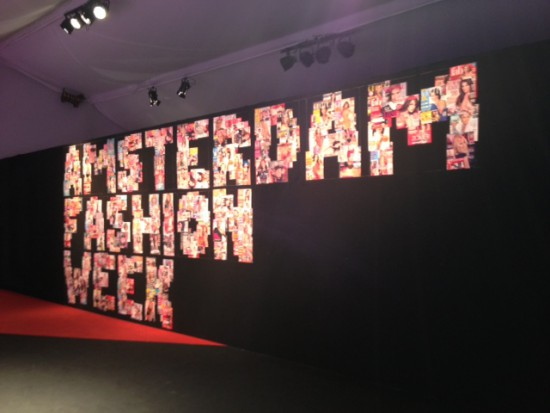 Amsterdam Fashion Week Recap