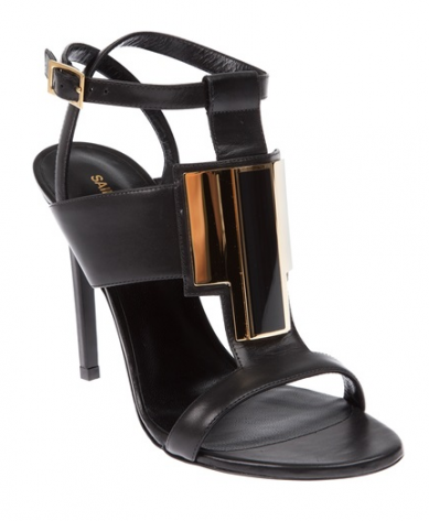 Friday Fashion Envy: Saint Laurent Janis sandal