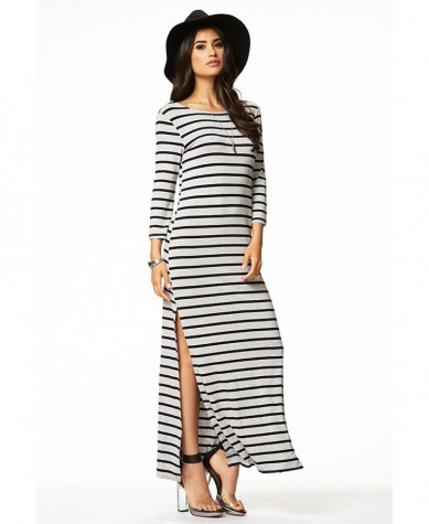 Best Budget Buy: Striped maxi dress