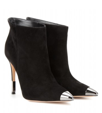 Friday Fashion Envy: Gianvito Rossi ankle boots