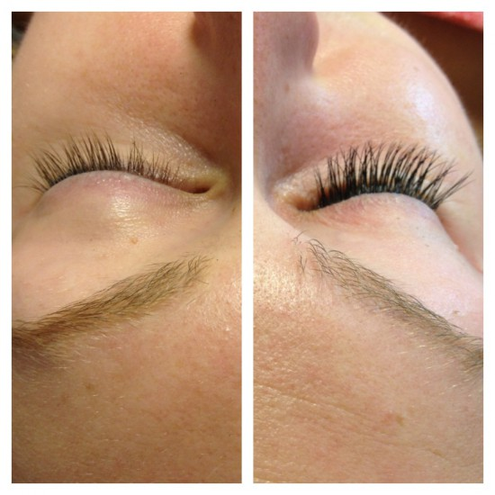 My Eyelash Extensions by Jenny Gloss