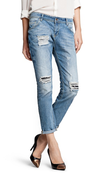 Best Budget Buy: Boyfriend Jeans