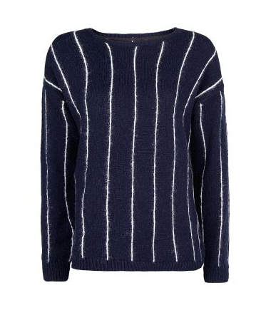 Best Budget Buy: Mango Pinstripe Jumper