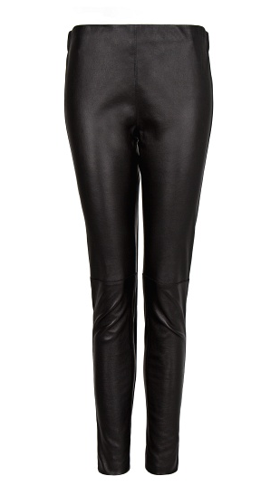 Best Budget Buy: leather trousers
