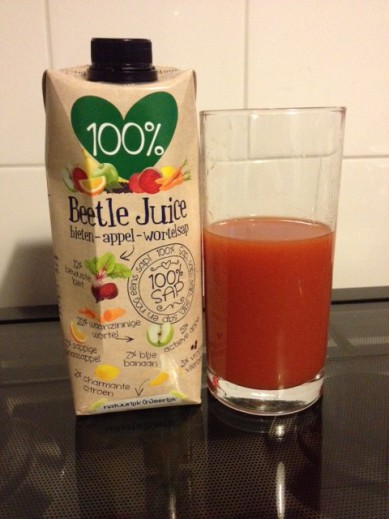 Thursday Treat: 100% Juice