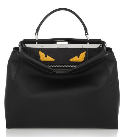 Friday Fashion Envy: Fun with Fendi's Peekaboo Tote