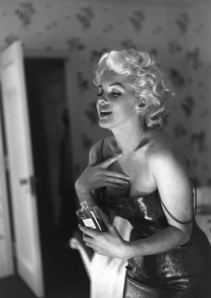 Marilyn Monroe: The Chanel n˚5 Icon