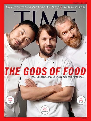 Thursday Treat: Gods of Food