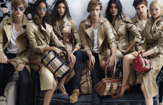 Burberry Spring_Summer 2014 Campaign_1