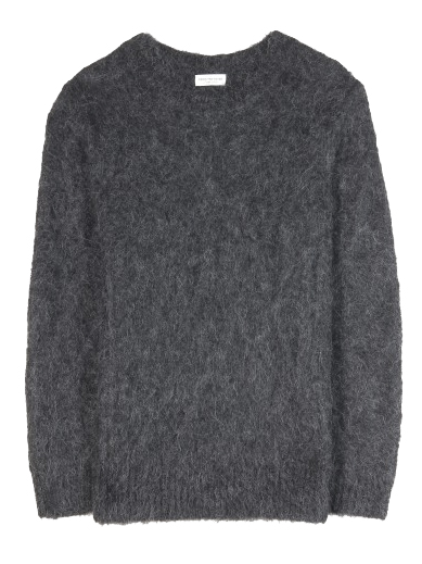 Friday Fashion Envy: Dries van Noten alpaca pullover