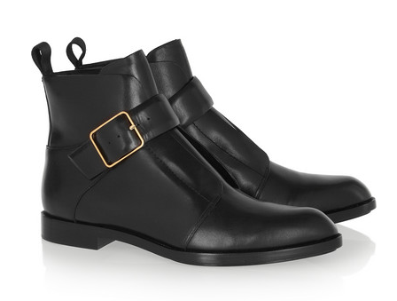 Friday Fashion Envy: Alexander Wang Monk strap ankle boots