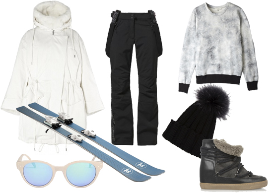 Friday Fashion Envy: the perfect ski outfit