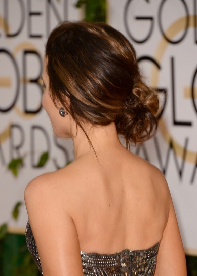 Get the Look: Kate Beckinsale at the Golden Globes