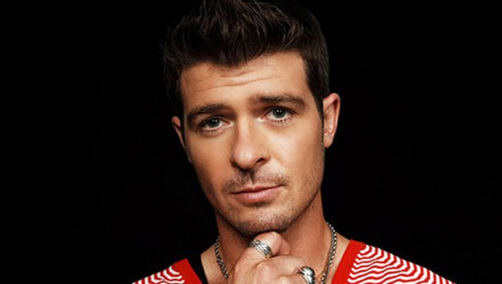 Sweet Saturday Sounds: Robin Thicke's Feel Good