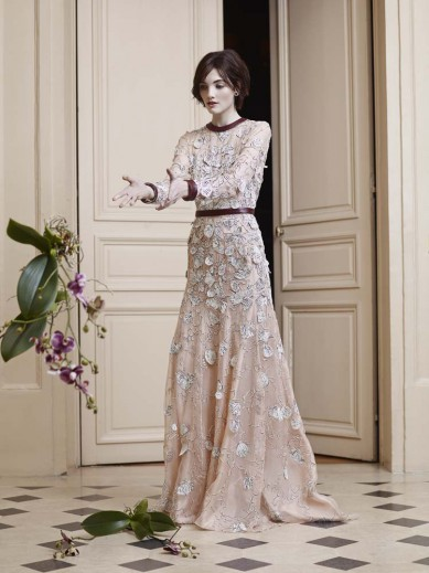 In the NOW: Jan Taminiau Couture 2014