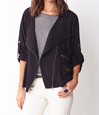 Best Budget Buy: Forever 21 Utility Jacket