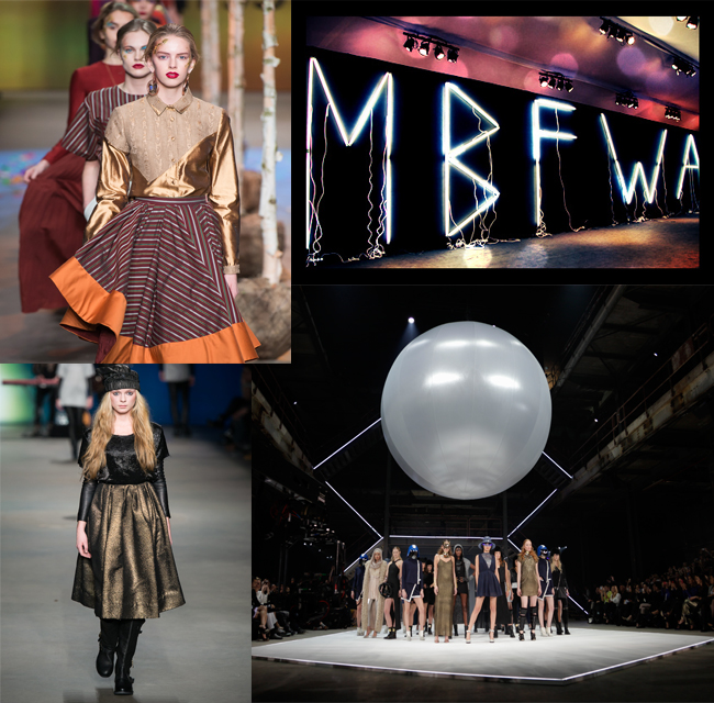 The Fashion Eye: MBFWA Highlights