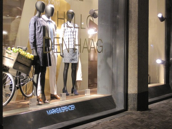Marks & Spencer flagshipstore The Hague