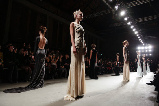 The Fashion Eye: MBFWA Rebecca Ward