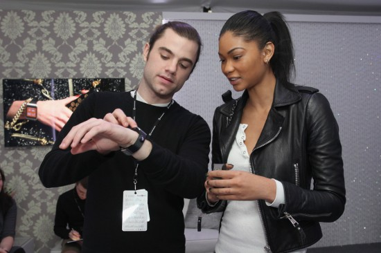 Samsung_Modellen en hun gadgets backstage14 FW NY Fashion Week (20)